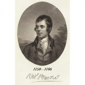 Robert Burns Nasmyth Portrait